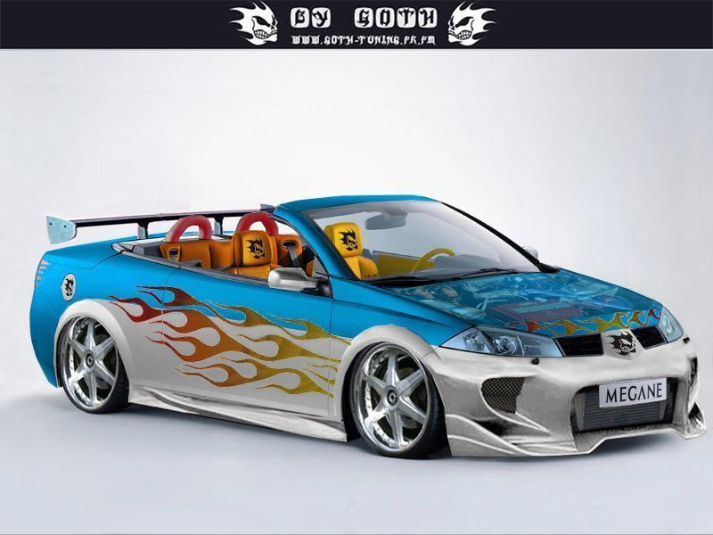 Images voitures normal a tuning - Image de voiture tuning ...